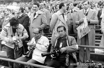 El maestro Carlos Sarmiento, el foco de la noticia - La Patria.com