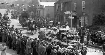 NOSTALGIA: Thornbury Carnival through the years | Gazette Series - South Cotswolds Gazette