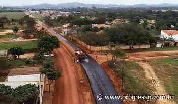 Pavimentação da Rodovia do Turismo, em Bonito, avança e será concluída em julho - O Progresso - Dourados