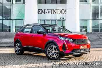 Novo Peugeot 3008 chega mais bonito e seguro, mas parte dos R$ 229.990 - Quatro Rodas