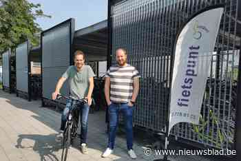 Voortaan ook deelfietsen aan station in Zele - Het Nieuwsblad