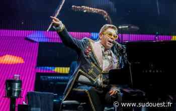 Il y a deux ans, l'Arena de Floirac accueillait la tournée d'adieux d'Elton John - Sud Ouest
