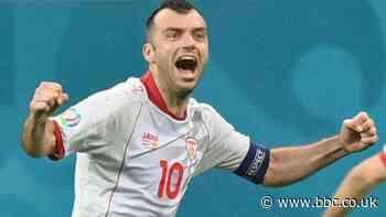 Euro 2020: A final hurrah for North Macedonia 'legend' Goran Pandev