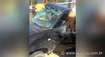 Mulheres saem feridas após abalroamento em Juazeiro e jovem morre noutro acidente - Site Miséria