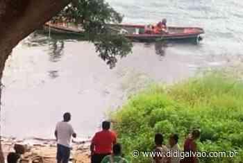 Corpo é encontrado boiando as margens do Rio São Francisco em Juazeiro-BA - Blog do Didi Galvão