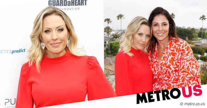 Real Housewives of Orange County alum Braunwyn Windham-Burke responds to trolls claiming she's a 'fake lesbian': 'Ask my girlfriend'