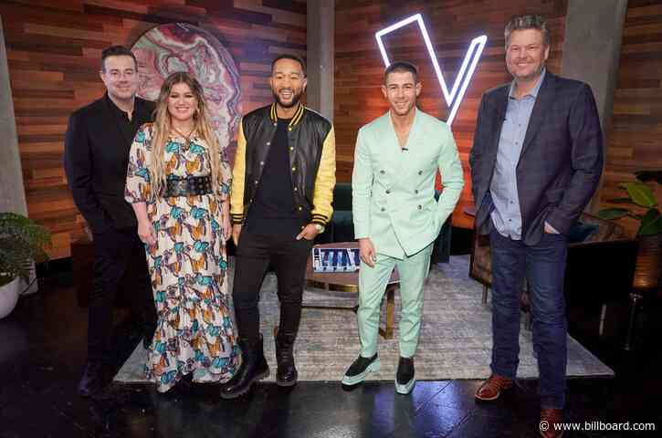 'The Voice' Ties With 'The Masked Singer' at 2021 Critics Choice Real TV Awards