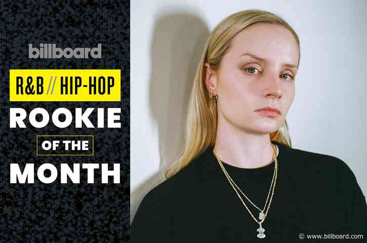 Charlotte Day Wilson: June R&B/Hip-Hop Rookie of the Month