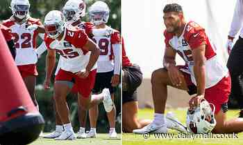 Cardinals rookie linebacker Zaven Collins, 22, is arrested for reckless driving in Scottsdale