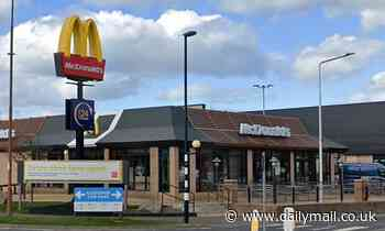 McDonald's restaurant hit by Covid outbreak stays open