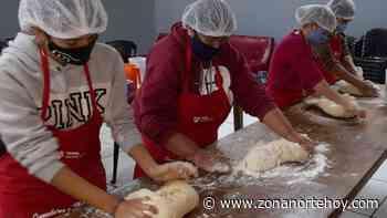 """A través de un proyecto gastronómico, Tigre promueve el aprendizaje de oficios en el Refugio Municipal y las Casas Convivenciales """"Eva Perón"""" - zonanortehoy.com"""