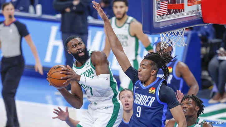 Why NBA Writer Is 'Really Excited' About Celtics Adding Moses Brown