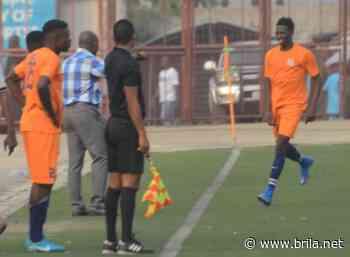 Sadeeq Yusuf's double sink Abia Warriors in Akure - Latest Sports News In Nigeria - Brila