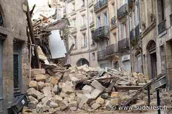 Effondrements en série à Bordeaux, notre dossier - Sud Ouest