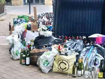 Déconfinement : Bordeaux prend (encore) de la bouteille - Sud Ouest