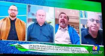 Vídeo: Marco Aurélio Cunha, diretor executivo de futebol no programa Clube da Bola - ND Mais