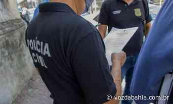 Homem é preso após roubar idoso em Euclides da Cunha - Voz da Bahia