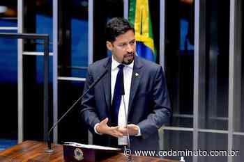 Rodrigo Cunha critica projeto que flexibiliza lei de improbidade e enfraquece combate à corrupção - Cada Minuto