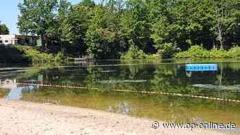 Strandbad Rodenbach nach Anlaufschwierigkeiten geöffnet. Wenige Parkplätze verfügbar - op-online.de