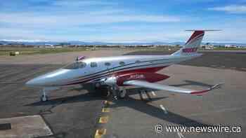 """JetClub vuela hacia un futuro sostenible con el avión eléctrico """"eFlyer 800"""" de Bye Aerospace"""