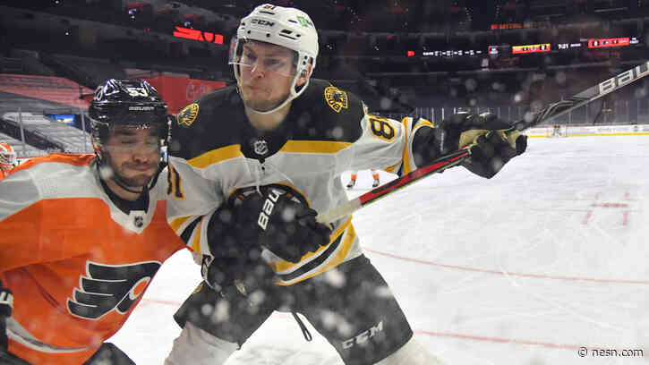 Why Re-Signing Anton Blidh Is Simple, But Effective, Move By Bruins