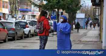 Coronavirus: se registraron 55 casos positivos durante el domingo en Santa Cruz - La Opinión Austral