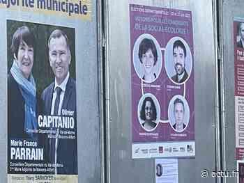Départementales 2021. A Maisons-Alfort, des candidats ont 67 % des votes mais ne sont pas élus : voici pourquoi - actu.fr
