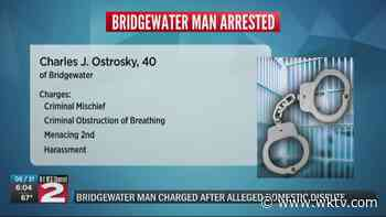 Oneida County Sheriff's officials: Woman abused for hours in Bridgewater - WKTV