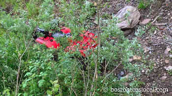 Bridgewater Woman Hurt After Crashing ATV During Rainstorm On New Hampshire Trail - CBS Boston