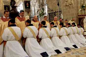 Evron : Ordinations diaconales et sacerdotales les 24, 25 et 26 juin 2021 - Les Alpes Mancelles
