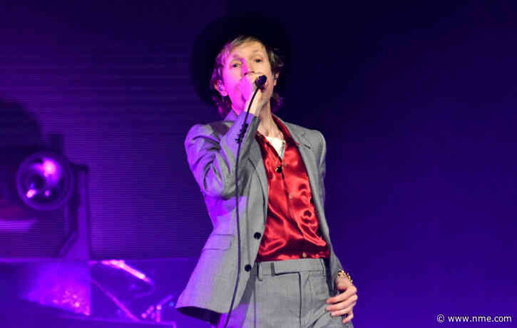 Beck reschedules UK summer tour to 2022 and adds two new dates