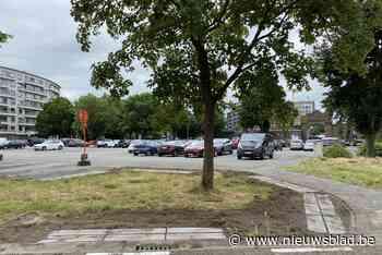 Hasselt plaatst schanskorven rond bovengrondse Dusart-parking