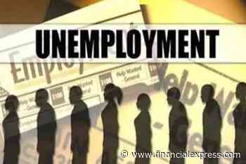 Jobless rate up again