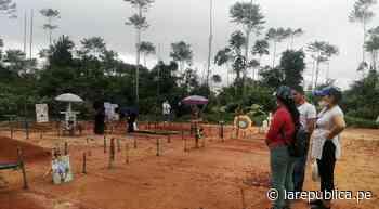 Diresa Tumbes reporta 23 exhumaciones de cadáveres por COVID - LaRepública.pe