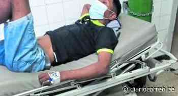 Un joven resulta baleado en presunto ajuste de cuentas - Diario Correo