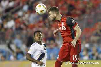 Toronto FC's Zavaleta wastes little time settling in with El Salvador national team