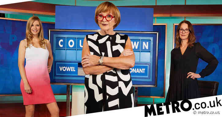 Anne Robinson to show softer side as Countdown host: 'I don't want contestants to have a box of Kleenex next to them'