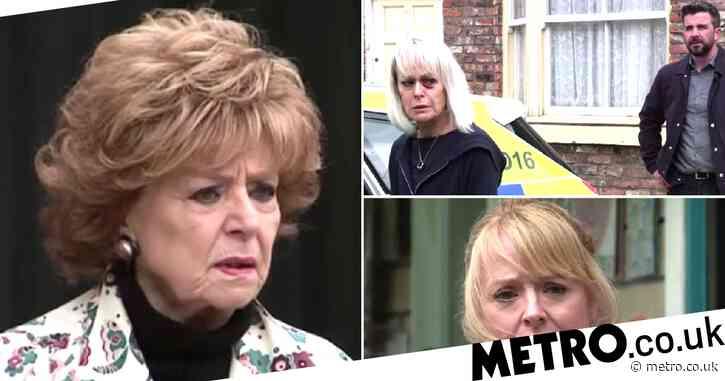 Coronation Street spoilers: Sharon Bentley dies in prison after Rita Tanner has her arrested?