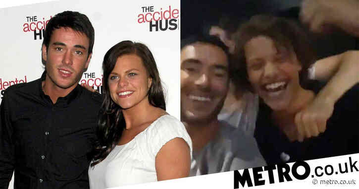 Jade Goody's son Bobby, 18, parties with Jack Tweed as they rebuild relationship