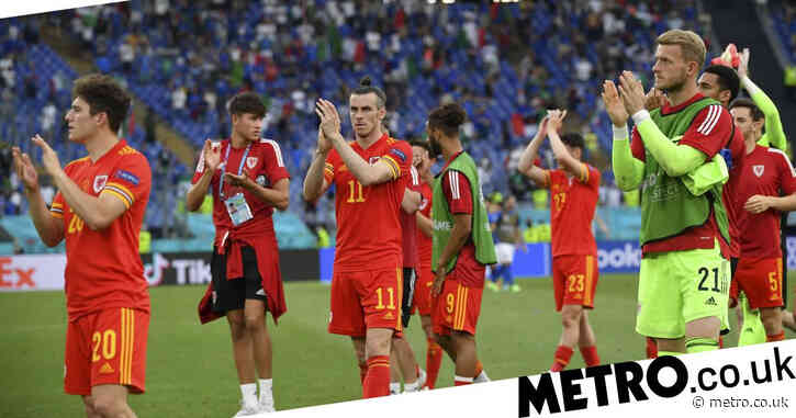 Wales to face Denmark in Euro 2020 last 16 after thrilling night in Group B
