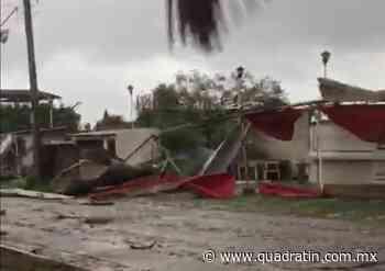 Incomunicación en Aquila impide conocer magnitud de daños por Dolores - Quadratín - Quadratín Michoacán