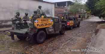 """Por tormenta tropical """"Dolores"""", Sedena desplegó más de 2 mil soldados en Colima, Guerrero y Michoacán - infobae"""