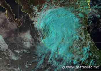Depresión Tropical Claudette y Tormenta Tropical Dolores - Meteored.mx