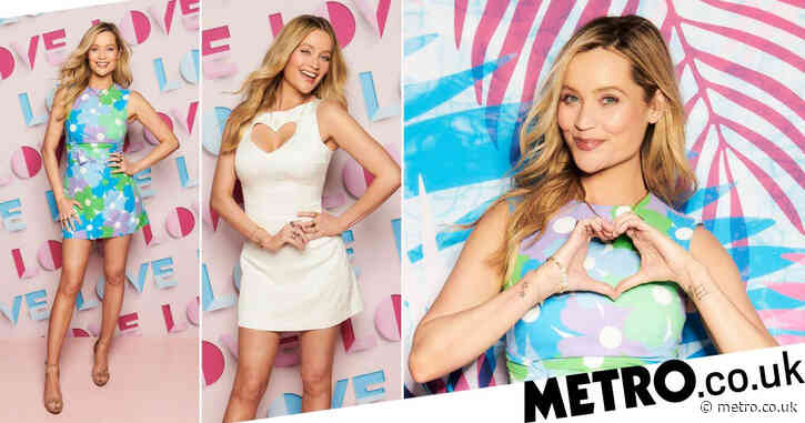 Love Island's Laura Whitmore is the perfect matchmaker in new promo shots for 2021