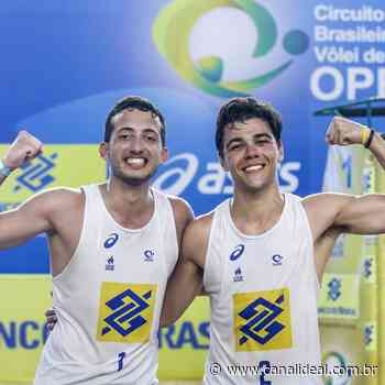 Atleta do vôlei de praia de Faxinal dos Guedes é convocado para seletiva de mundial sub-19 - Canal Ideal