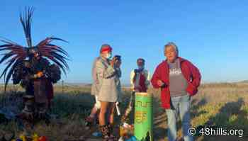The indigenous struggle to save trees -- and sacred spaces -- in Humboldt   48 hills - 48 Hills