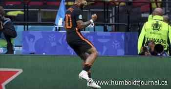 Depay, Wijnaldum score, Netherlands beats NMacedonia 3-0 - Humboldt Journal