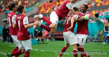 Austria beats Ukraine 1-0 to advance at Euro 2020 - Humboldt Journal