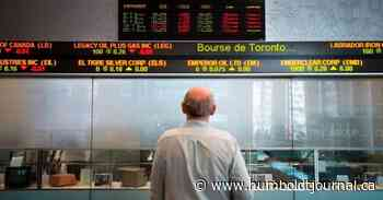 Energy sector helps lead S&P/TSX composite higher in early trading - Humboldt Journal
