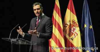 Spanish leader: 9 Catalan separatists will be pardoned - Humboldt Journal